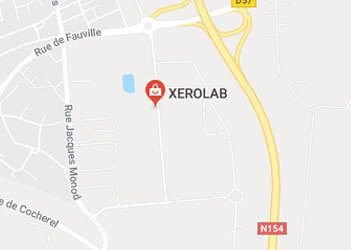 XEROLAB 28 - Business Park, 5 avenue Victor Hugo - 28000 Chartres