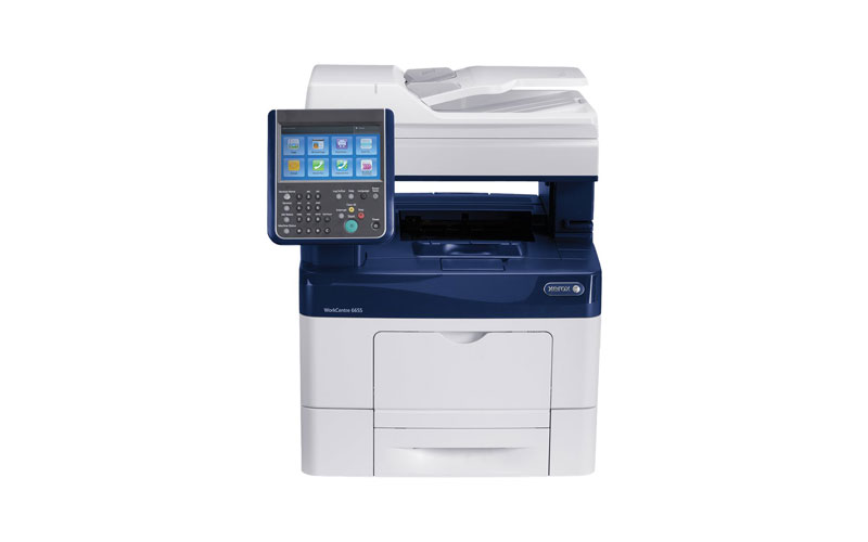 Xerox Workcenter 6655i